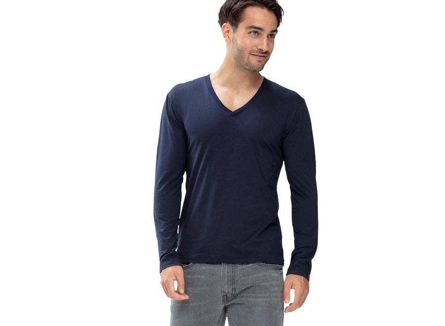 Club Collection Shirt Yacht Blue