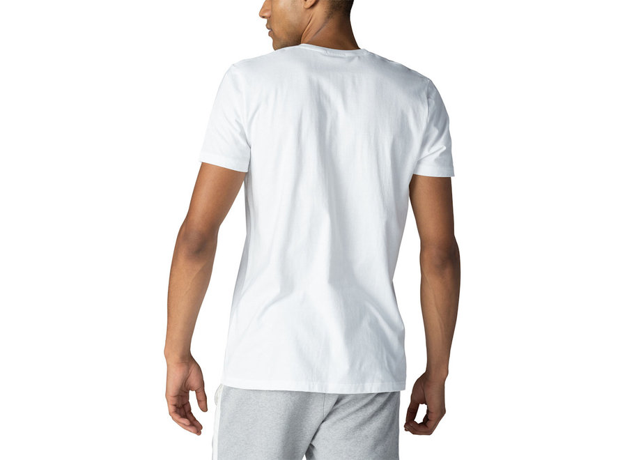 Club Collection Shirt White