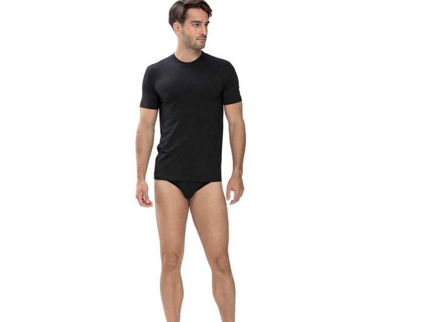 Dry Cotton Olympia Shirt Black