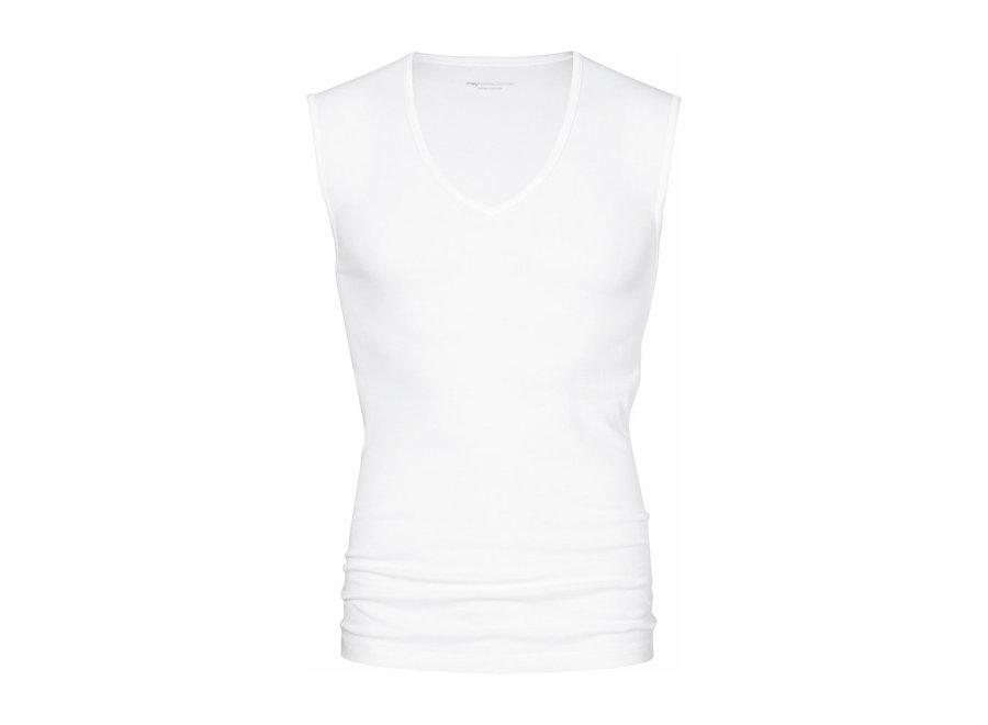 Casual Cotton Muscel Shirt White