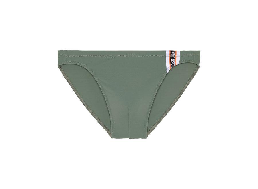 Alize Swim Micro Briefs Khaki Green