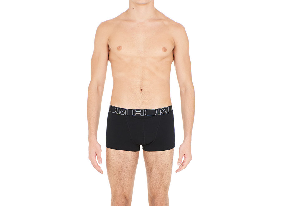 Boxerlines #1 Boxer Briefs 2Pack Black-Grey