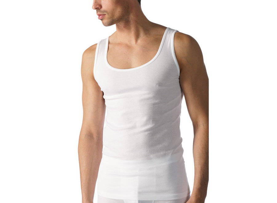 Casual Cotton Athletic Shirt White