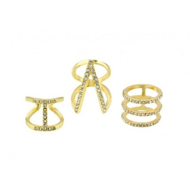 Avery Ring Set