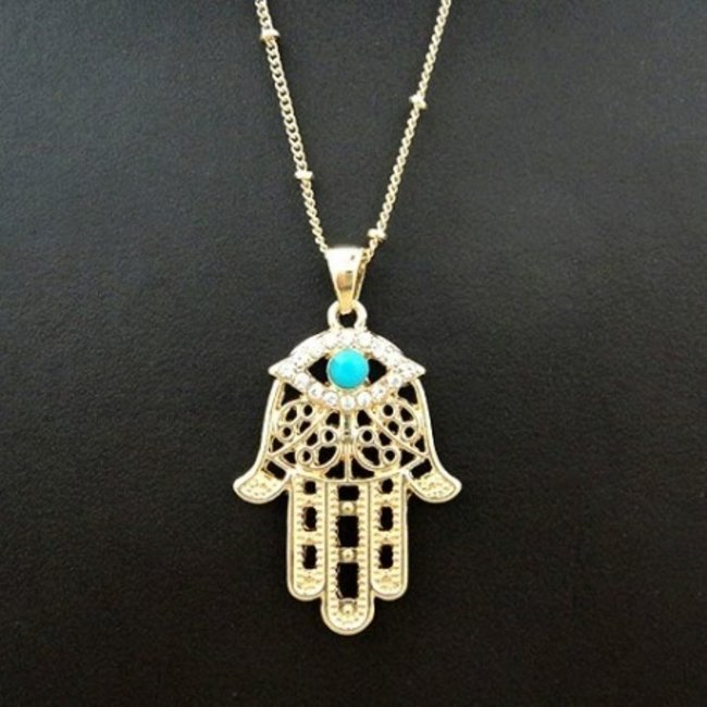 Fatima Necklace