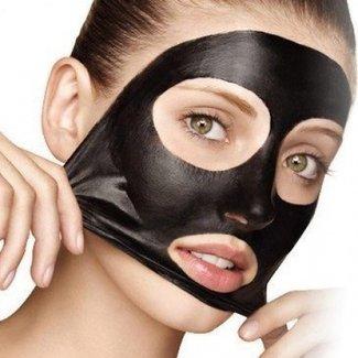 Black Head Mask