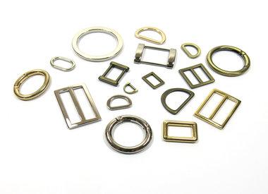 Rings & sliders