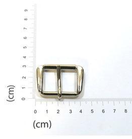 Roller buckle - 30mm