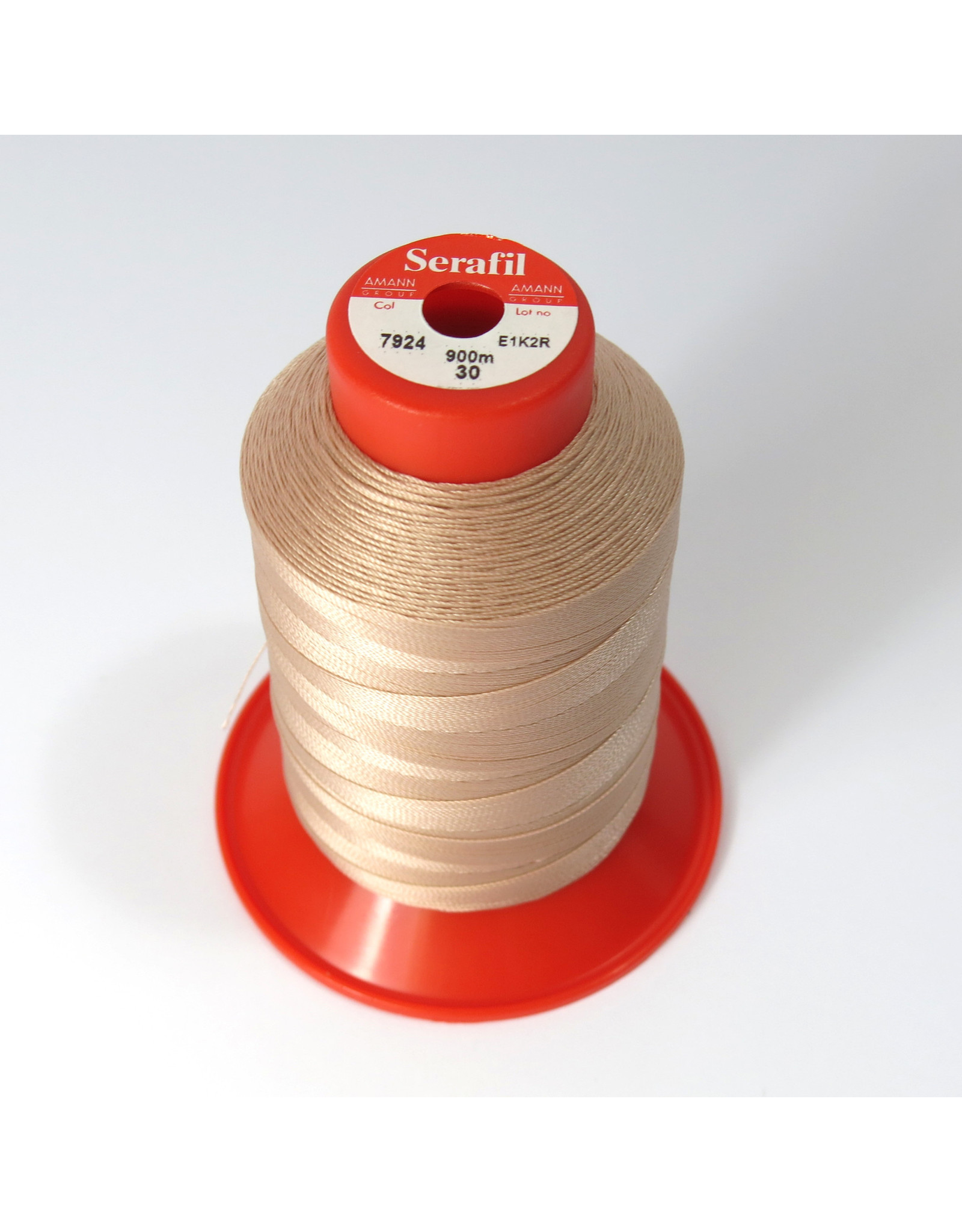 Serafil machine sewing threads 7924