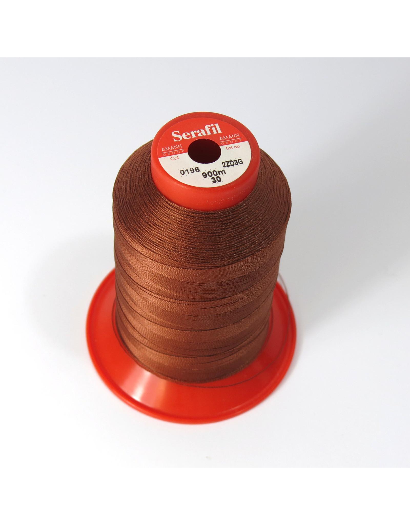 Serafil machine sewing threads 0196