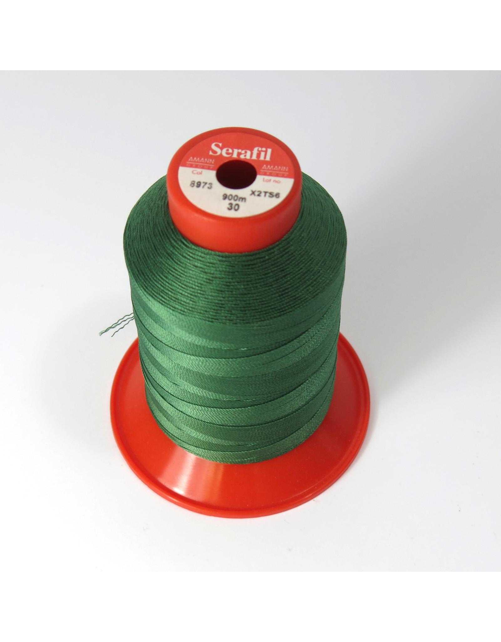 Serafil machine sewing threads 8973
