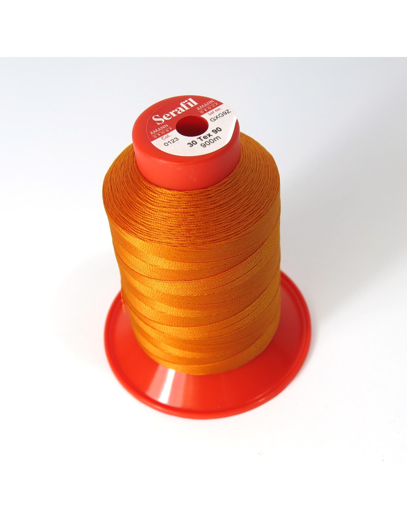 Serafil machine sewing threads 0123