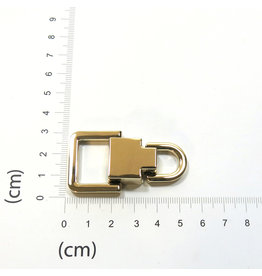 Handvathouder met dubbele ring