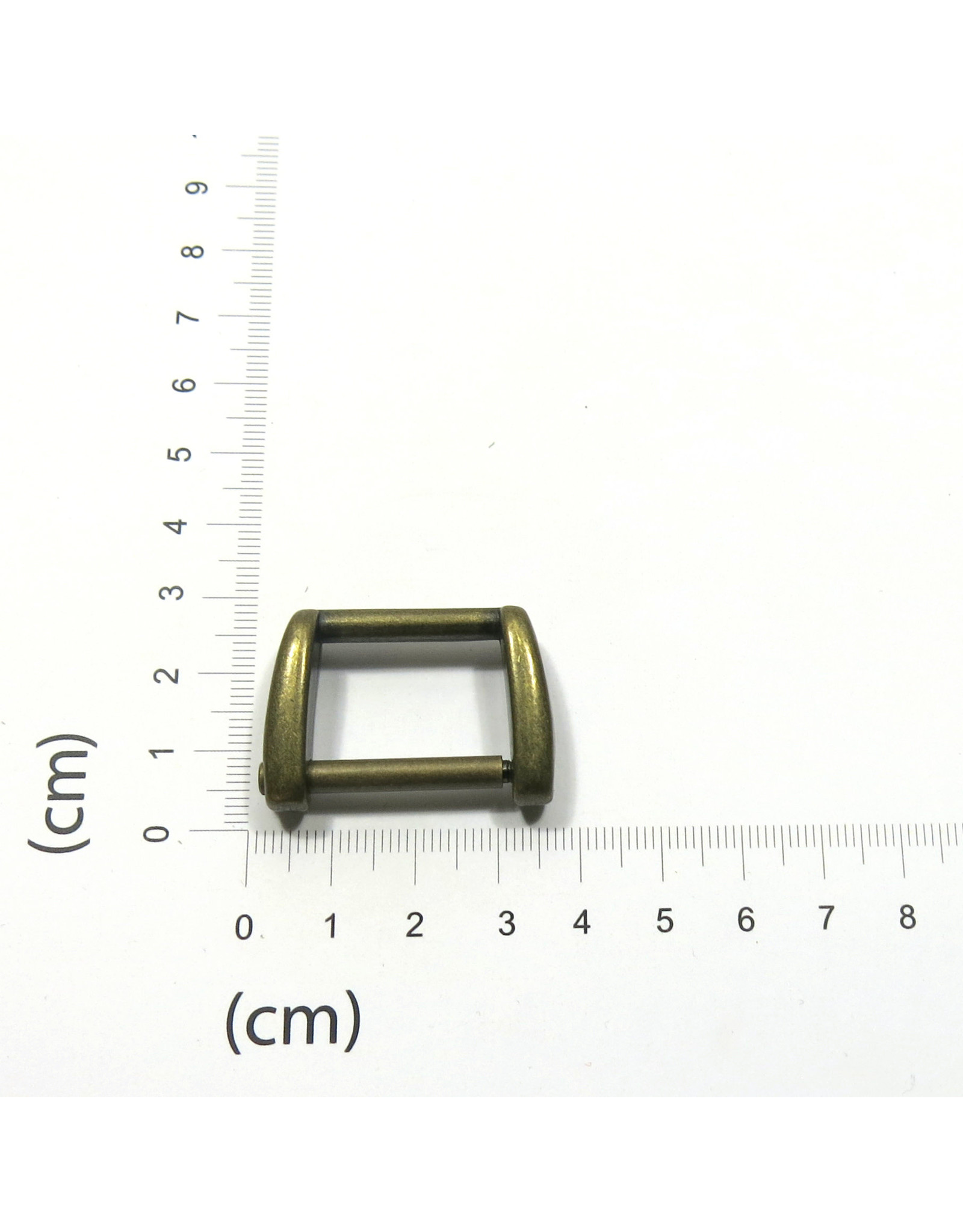 Strap connector (opening)