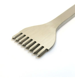 Diamond chisel 8-prong 3,5mm
