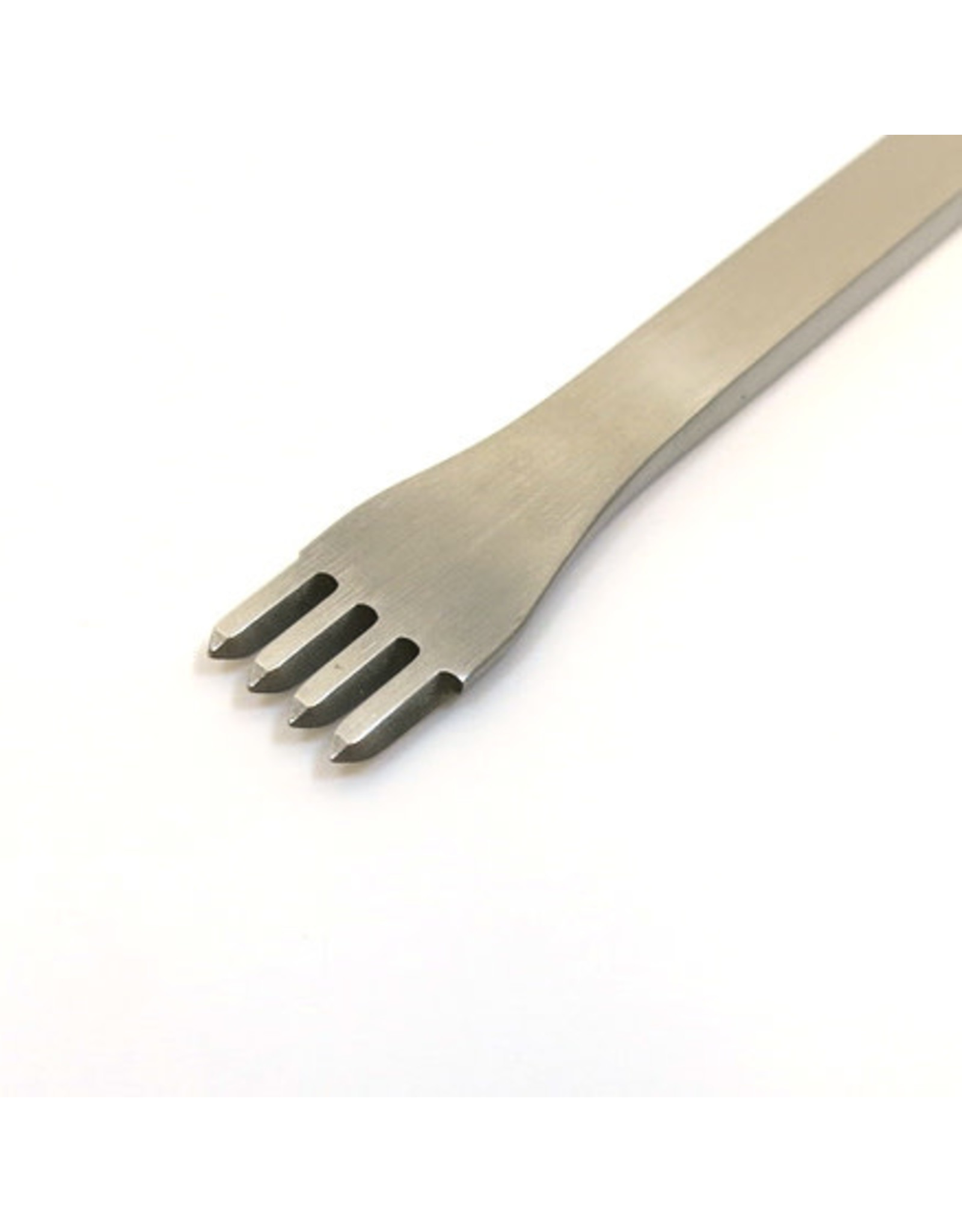 Diamond chisel 4-prong 3mm