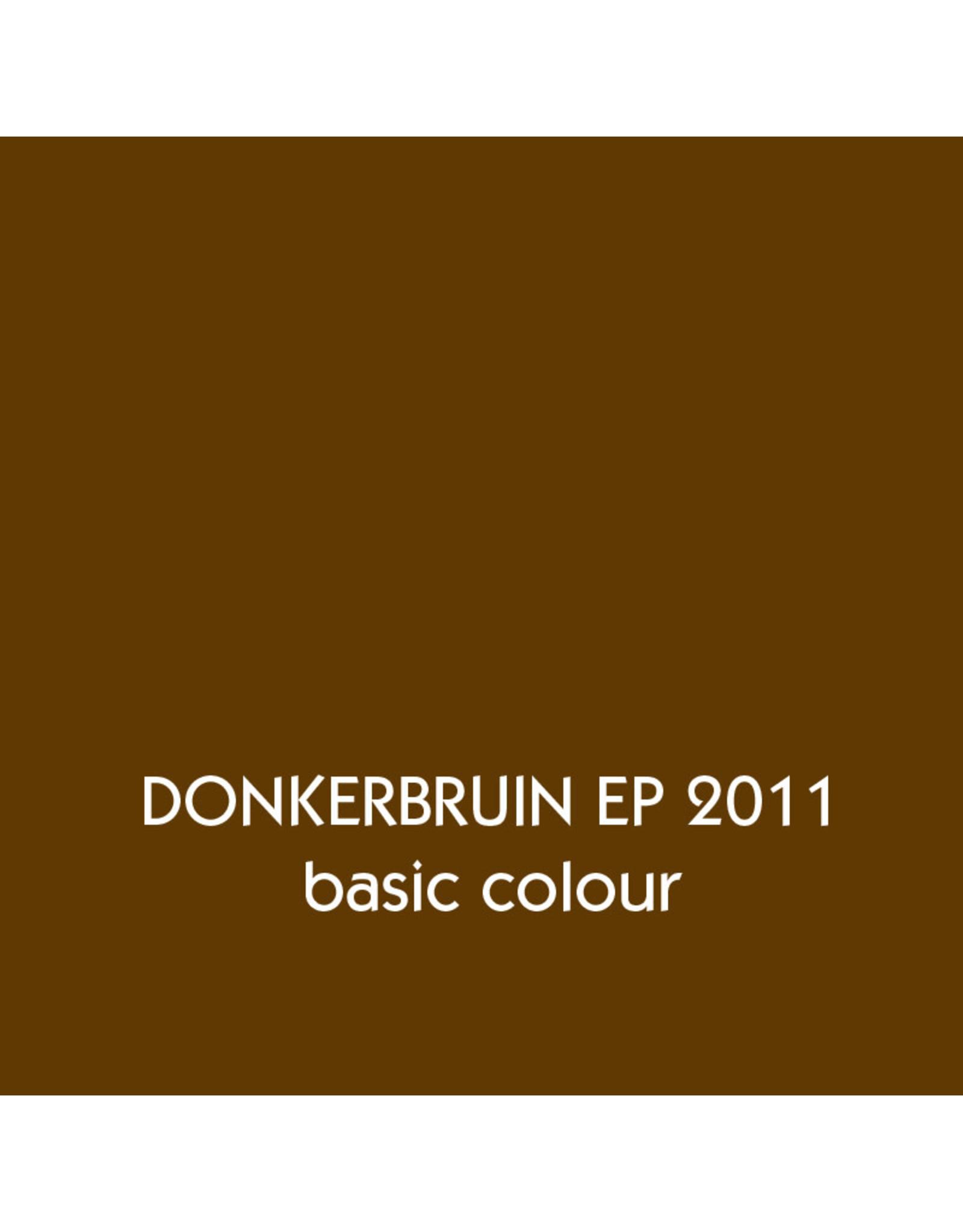 Uniters Randverf DONKERBRUIN 2011 mat
