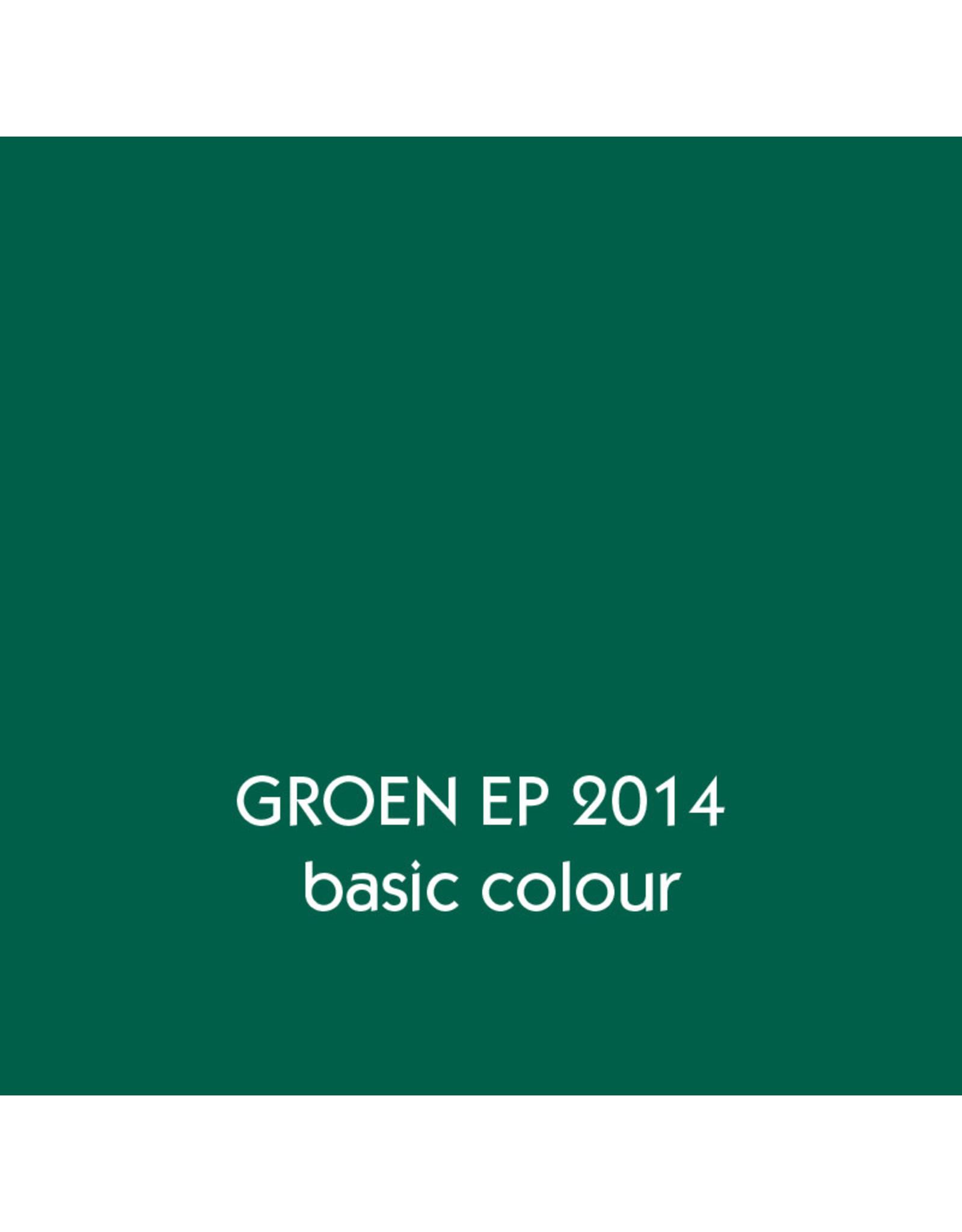 Uniters Edge paint GREEN 2014 matt
