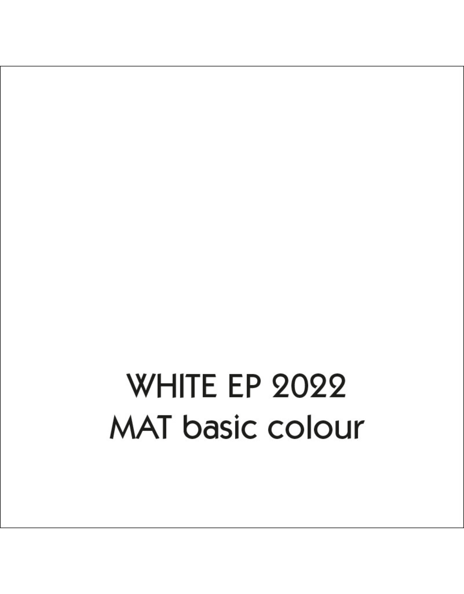 Uniters Edge paint WHITE 2022 matt