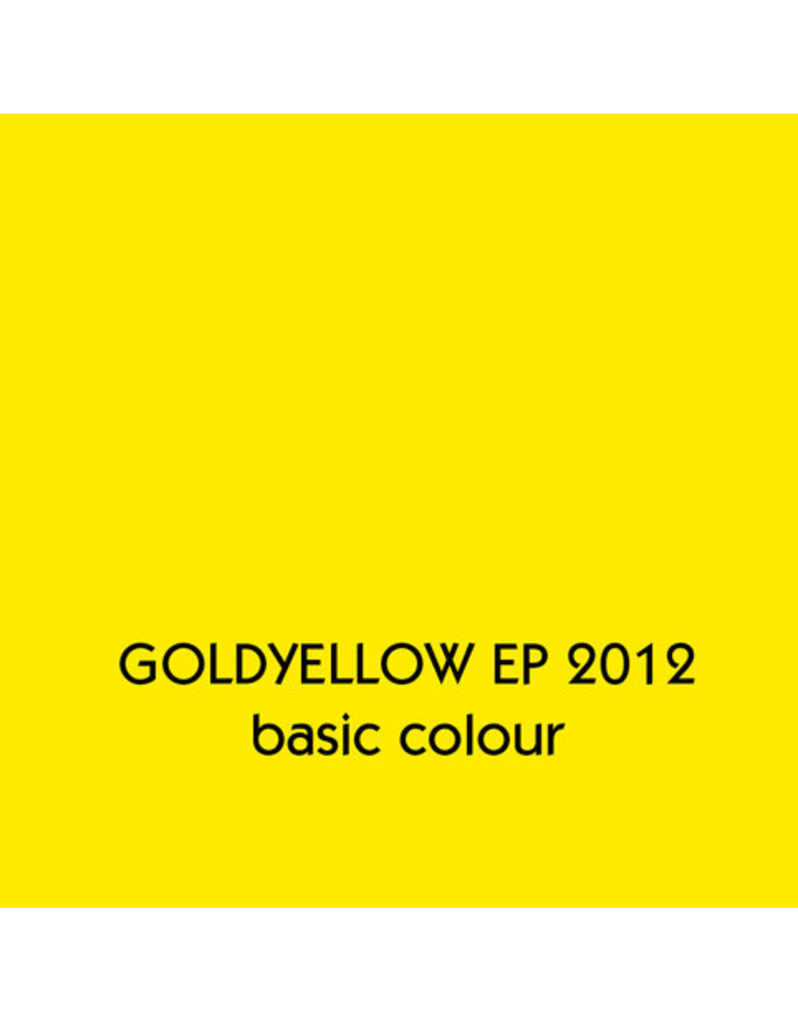 Uniters Edge paint GOLDYELLOW 2010 matt