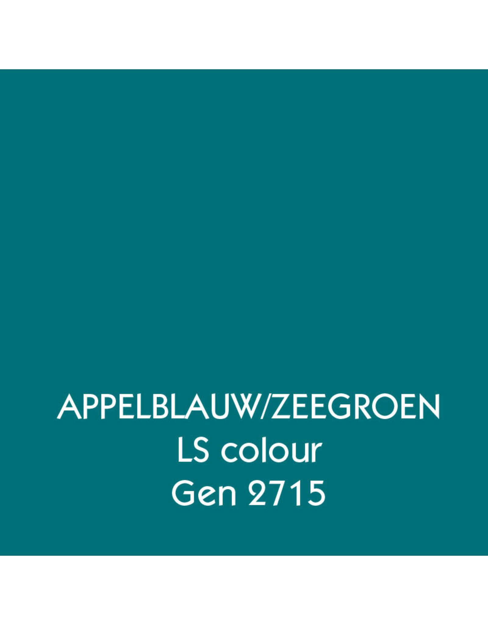 Uniters Randverf APPELBLAUW/ZEEGROEN 2715 mat