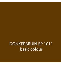 Uniters Randverf DONKERBRUIN 1011 glossy