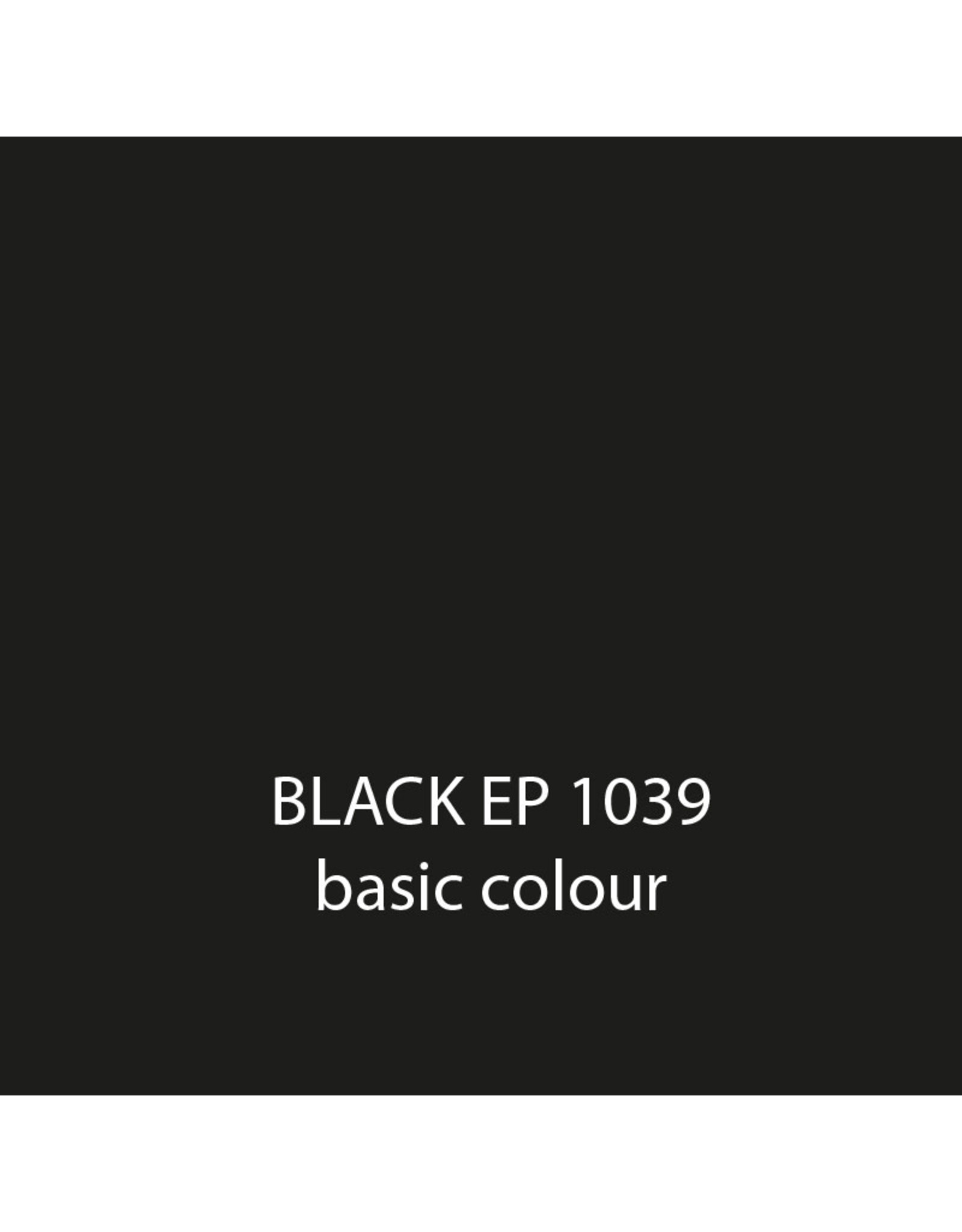 Uniters Edge paint BLACK 1039 glossy