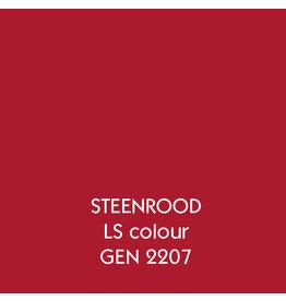 Uniters Edge paint BRICK RED 2207 glossy