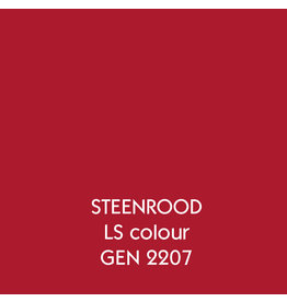 Uniters Randverf STEENROOD 2207 glossy