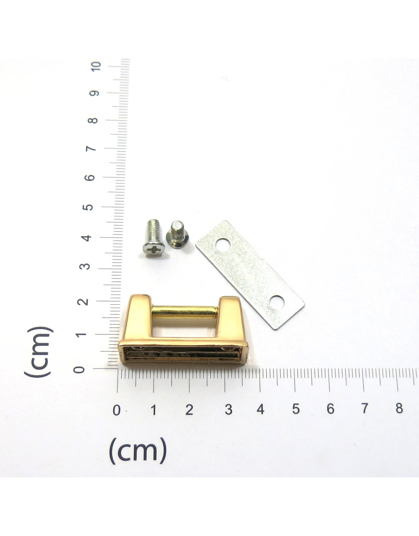 Handle holder/bridge (opening)
