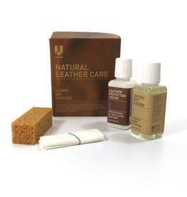 Uniters Natural leather care set (reinigen en beschermen)