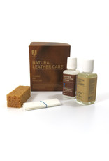 Uniters Natural leather care set (cleaning and protection)