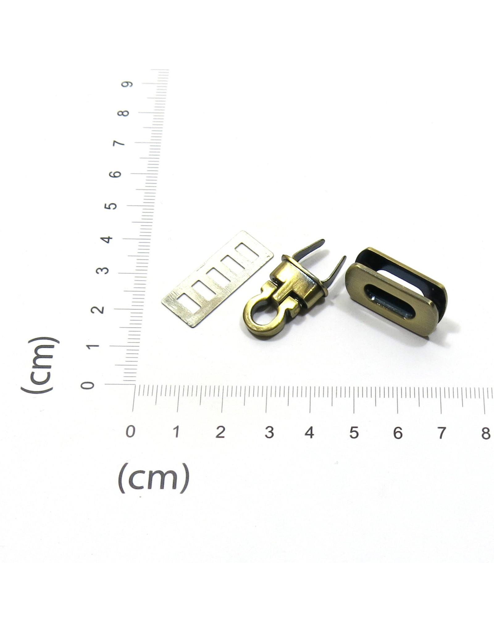 Mini Purse/bag lock