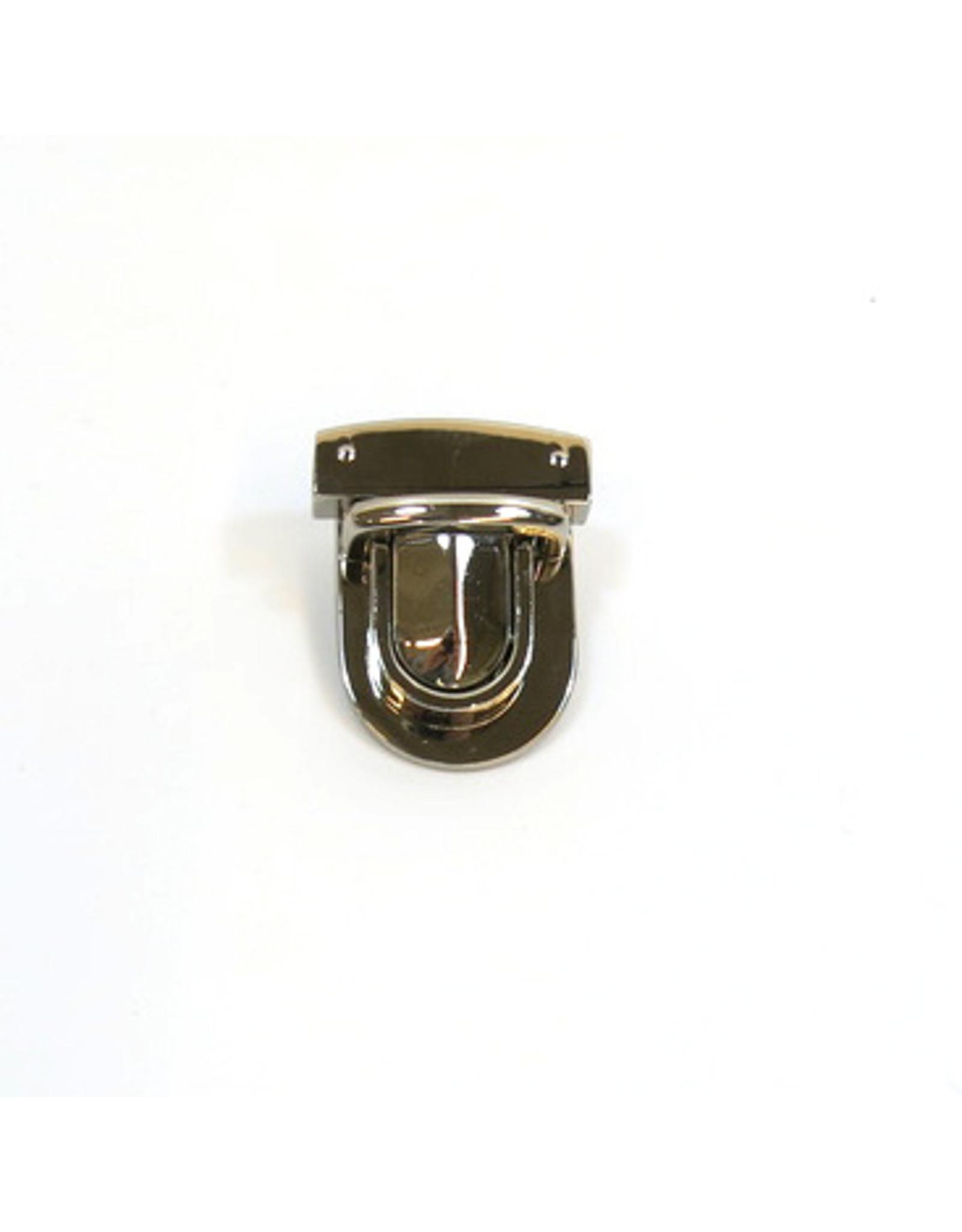 Purse/bag lock tic-tuc