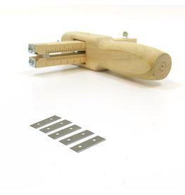 Replacement blades Belt & strap cutter 5pcs