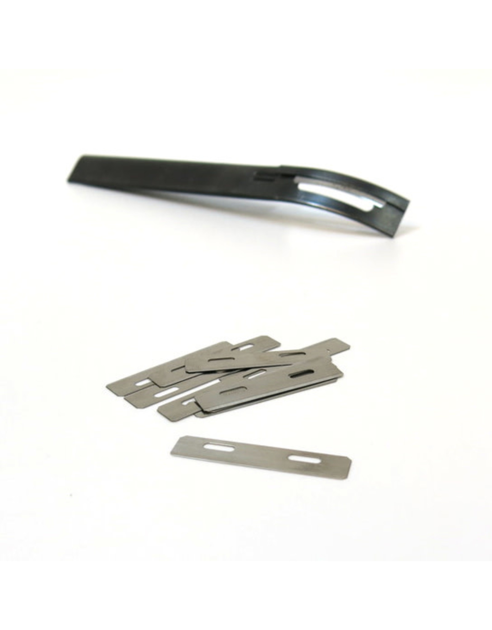Replacement blades Safety Beveler stainless steel 10pcs