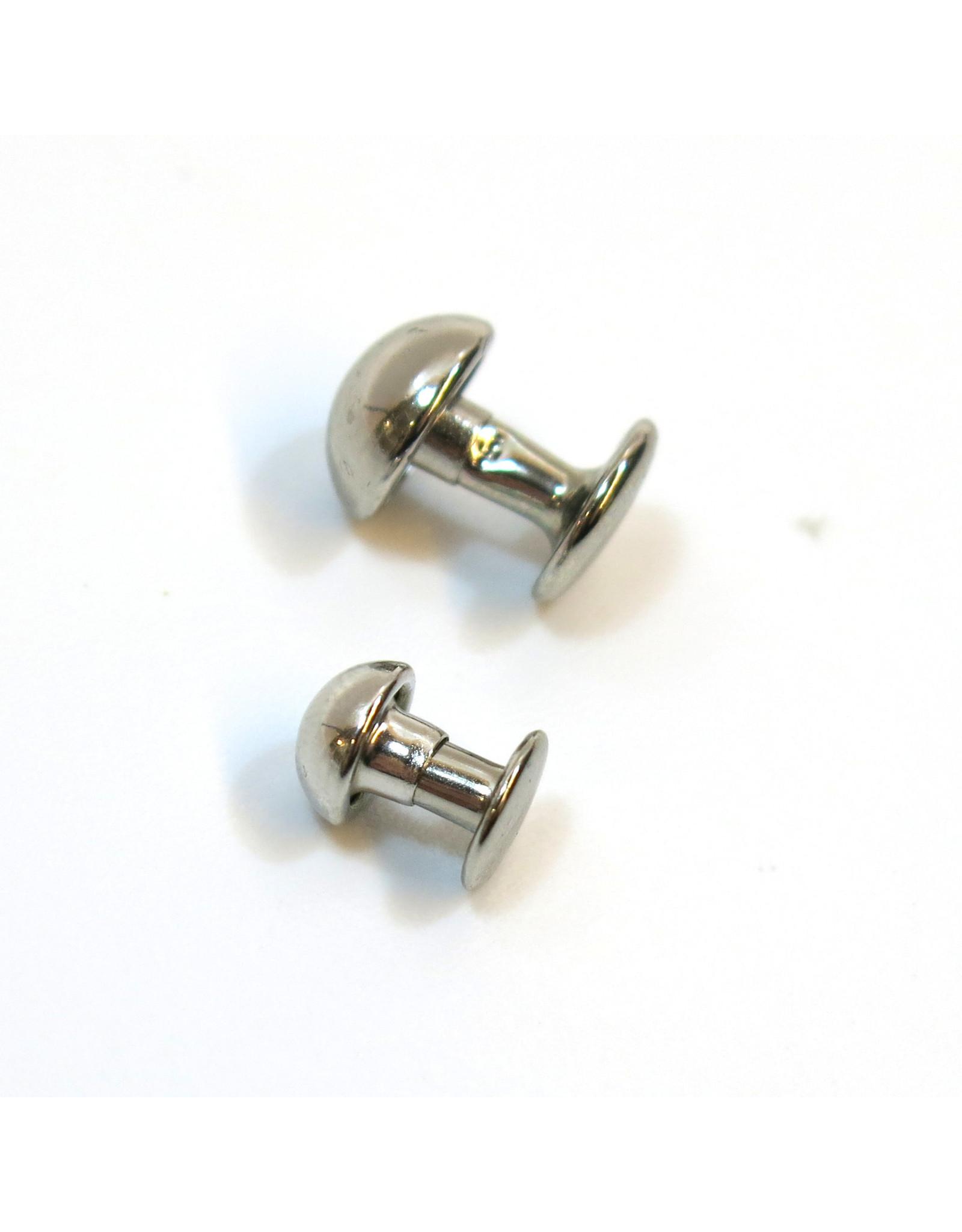 Bolle rivetten (nikkel)