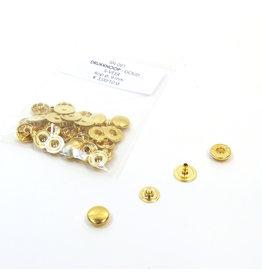 Drukknoop S-VEER 9mm (10st)