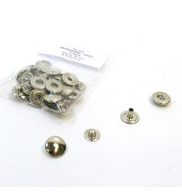 Drukknoop S-VEER 12mm (10st)
