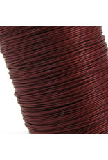 Hand sewing thread bordeaux