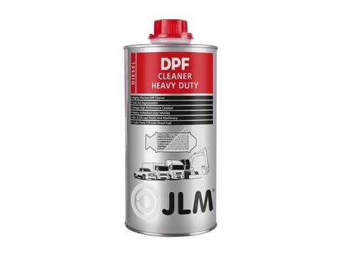 JLM Lubricants Diesel Particulate Filter Cleaner Heavy Duty
