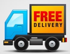 All Items Now With FREE Delivery