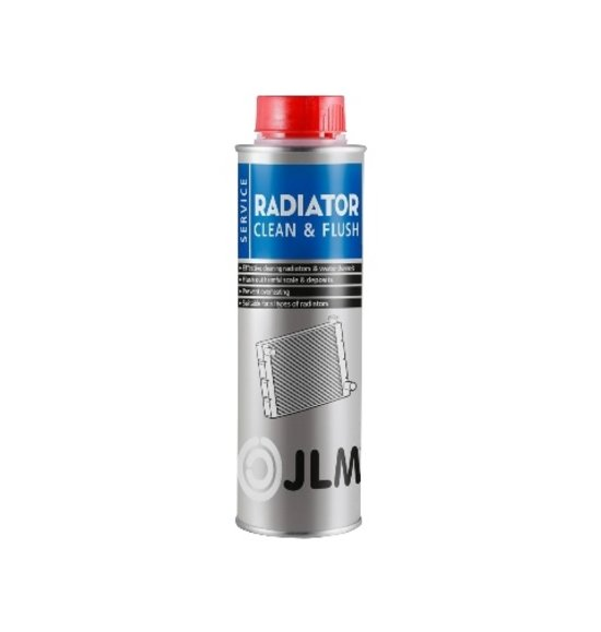 JLM Lubricants Radiator Clean & Flush FREE DELIVERY
