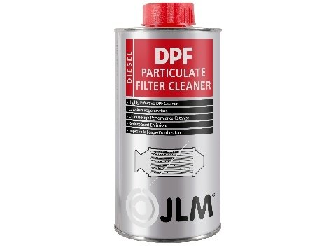 JLM Lubricants Diesel Particulate Filter Cleaner 375 ml