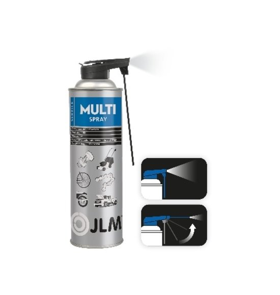 JLM Lubricants Multi Spray 400ml