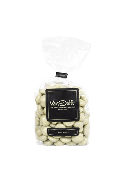 White Chocolate Peppernuts
