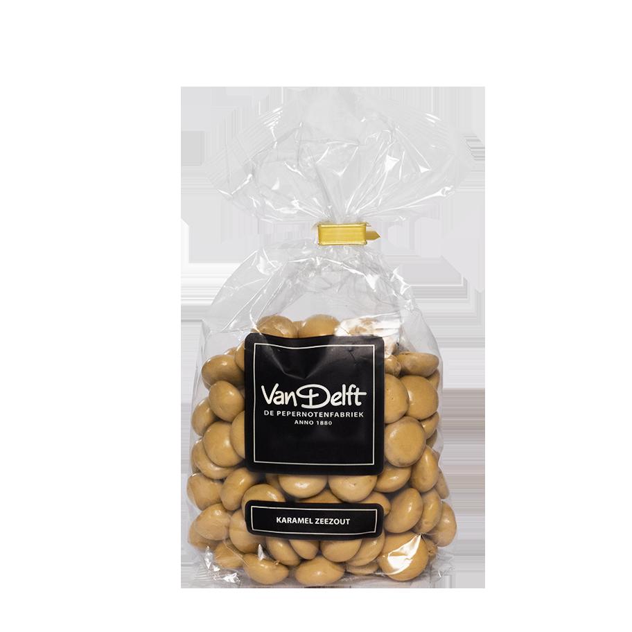Caramel Sea Salt Peppernuts-1