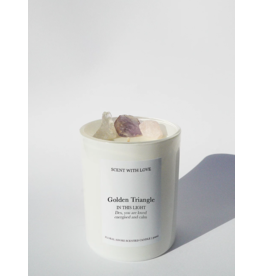 SCENT WITH LOVE Golden Triangle | Loved, Energised & Calm