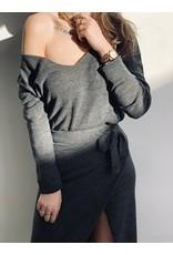MW Amelie Sweater Stone Grey