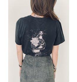 MW Serpent T-shirt Black